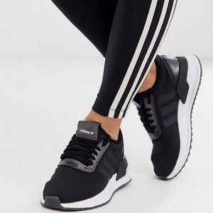 Adidas sneakers running shoes